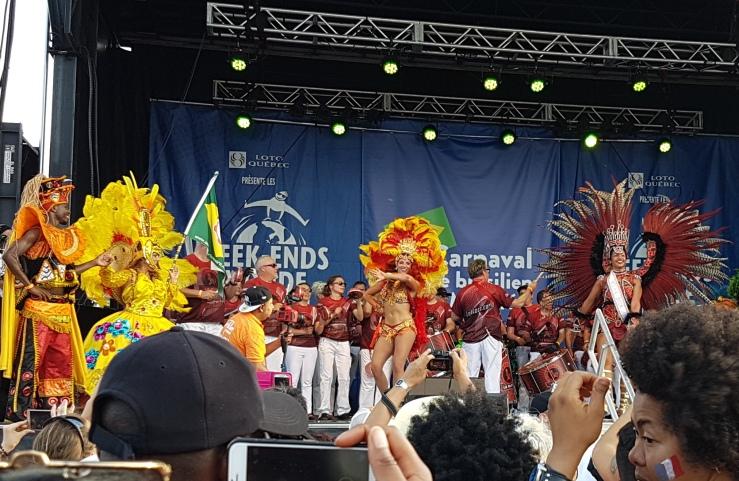 Carnaval Brésilien WE Monde 2018